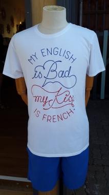 EnglishBadKissFrench